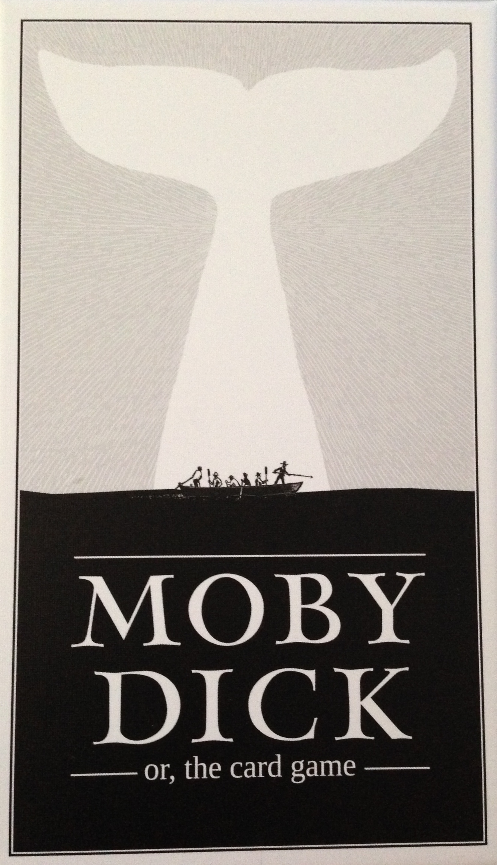 moby dick or the card game illuminating games moby dick or the card game