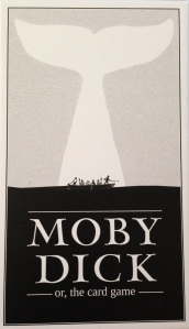 Moby Dick, or, The Card Game